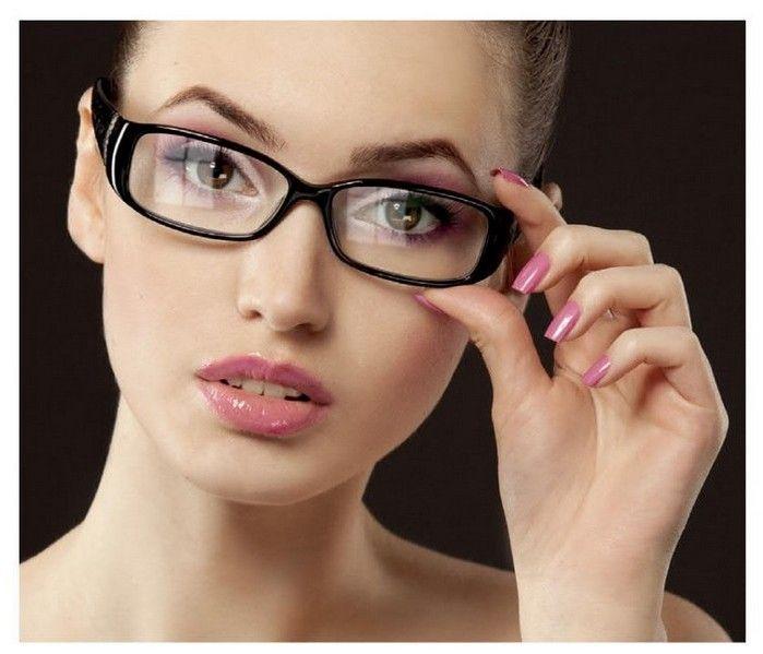 brýle bez antireflexu